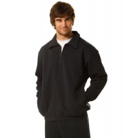 FL02 Falcon,1/2 Zip Fleecy Sweat Top