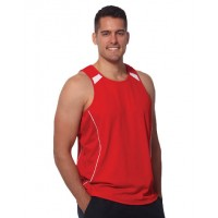 SL53 Men's TrueDry Fashion Singlet