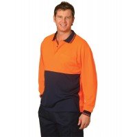 SW05CD High Visibility CooDry Long Sleeve